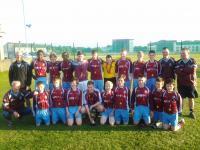 U14 A League Winners 2013