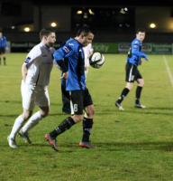 Athlone Town 0-0 Mervue Utd