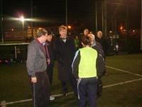 John Delaney Visits Fahys Field