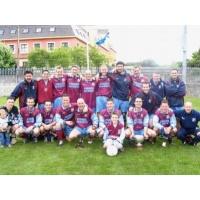 Connacht Junior Cup Winners 2005