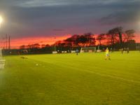Fahy's Field Sunset