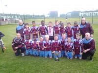 U12 League Winners 2013