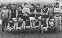Mervue Utd Irish Cup 1982