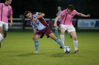 Wexford Youths 1-2 Mervue Utd