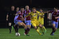 Mervue Utd 1-0 Longford Town