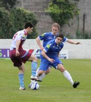 Mervue Utd v Limerick FC 04.05.12