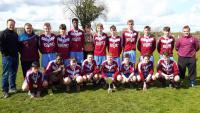 U16 Connacht Cup Winners 2016