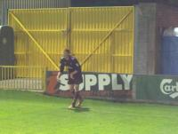 ACTION FROM UCD MATCH