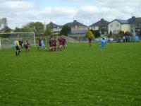 Dynamo Blues 2-4 Mervue Utd