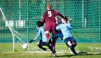 Dynamo Blues 2 - 4 Mervue Utd A