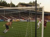 Mervue Utd 1-1 Cork City
