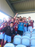 Connacht Youth Cup Winners 2013