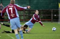 Mervue Utd 2-1 Finn Harps