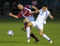Mervue Utd v Waterford Utd 06.04.12