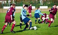 Dynamo Blues 0 Mervue Utd 1