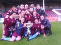 Michael Byrne Cup Winners 2011