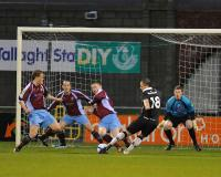 Shamrock Rovers Action