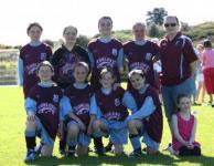 Girls Under 11 Blitz team