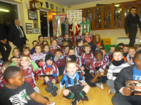 Roots Academy Santa Visit
