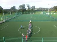 Astro Cages at Fahy's Field