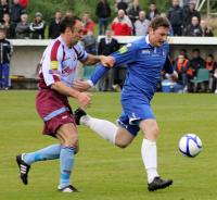 Limerick FC v Mervue Utd 04.05.12