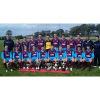 Under 14 Team Winners of 5 Cups 2006