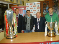Airtricity League Trophies
