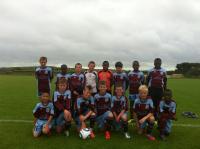 Under 12 Team Sept 2012