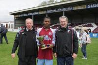 Under 14s cup final