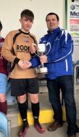 U16 Connacht Cup Winners 2017