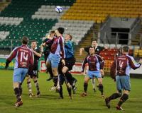 Action v Shamrock Rovers 05.02.12