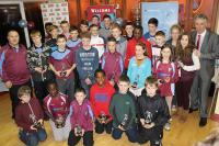 Juvenile Awards Dec 2013