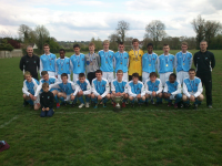 Connacht Youth Cup 2012 Champions