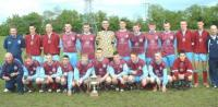 Under 16 SFAI Barry Cup Winners