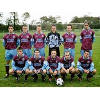 The first under 21 team 2003