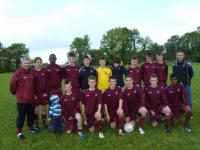 Mervue United 3 Tramore AFC 2