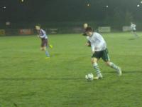 MUFC 1-1 Irish Schools XI