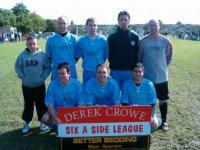 Derek Crowe 6-A-Sides 2009