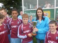 Ned Keogh Cup Winners 2013