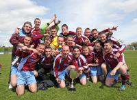 Premier Division Champions 2012
