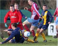 Connacht Cup v Manor Rangers
