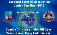Connacht Junior Cup 2015