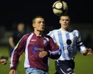 Mervue Utd 0-0 Salthill Devon