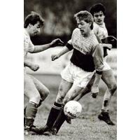 Ginger Collins, Gary O'Connor UCD Fai Cup 1987