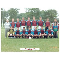 Mervue Utd Connacht Senior League 1993