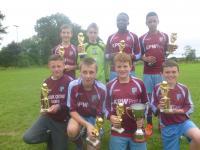 U12 Ned Keogh Cup Winners 2013