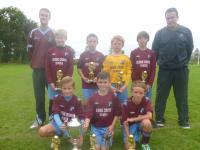 U10 Sonny McHugh Winners 2013
