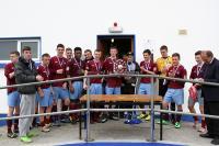 U18 Connacht Shield Winners