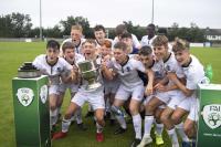 U17 FAI Cup Champions