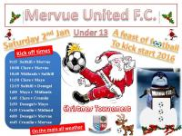 U-13 Christmas Tournament